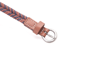 AFL028 NICE DESIGNER CASUAL WOVEN BRAIDED BELT